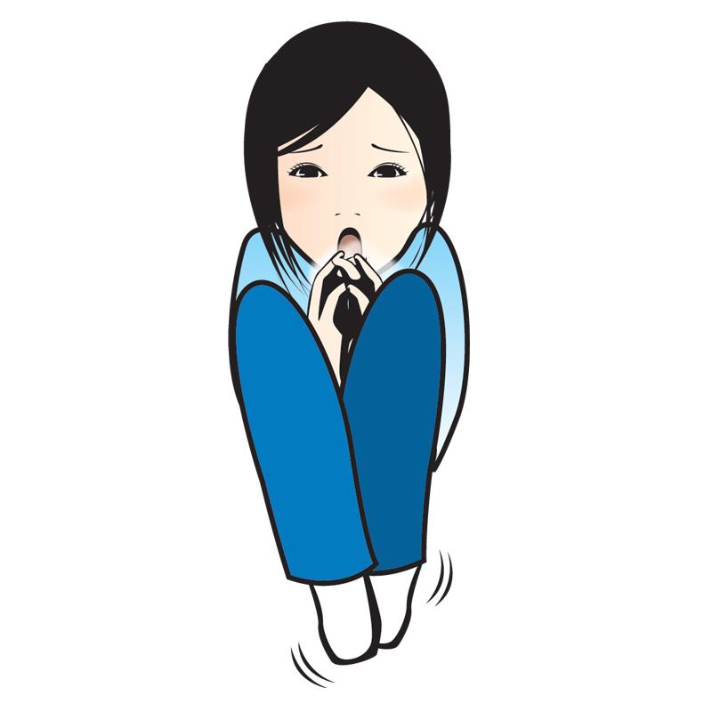 寒暖差による激しい鼻炎